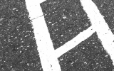 Vairavimo aikštelės detalė